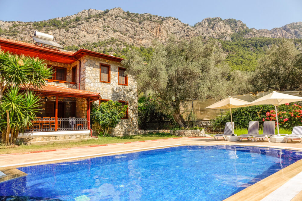 Luxury Villa Nurtan